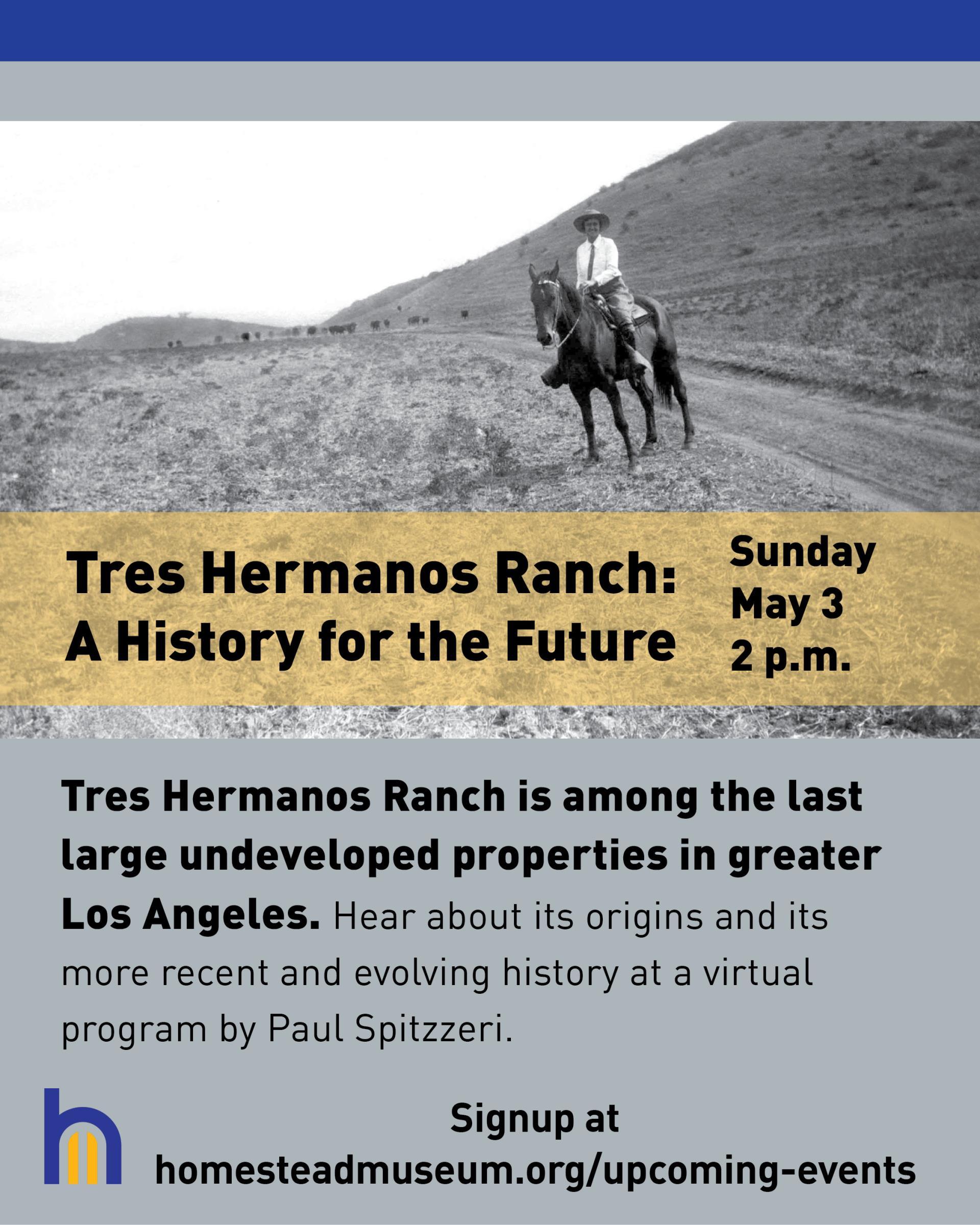 Tres Hermanos May 2020 Virtual
