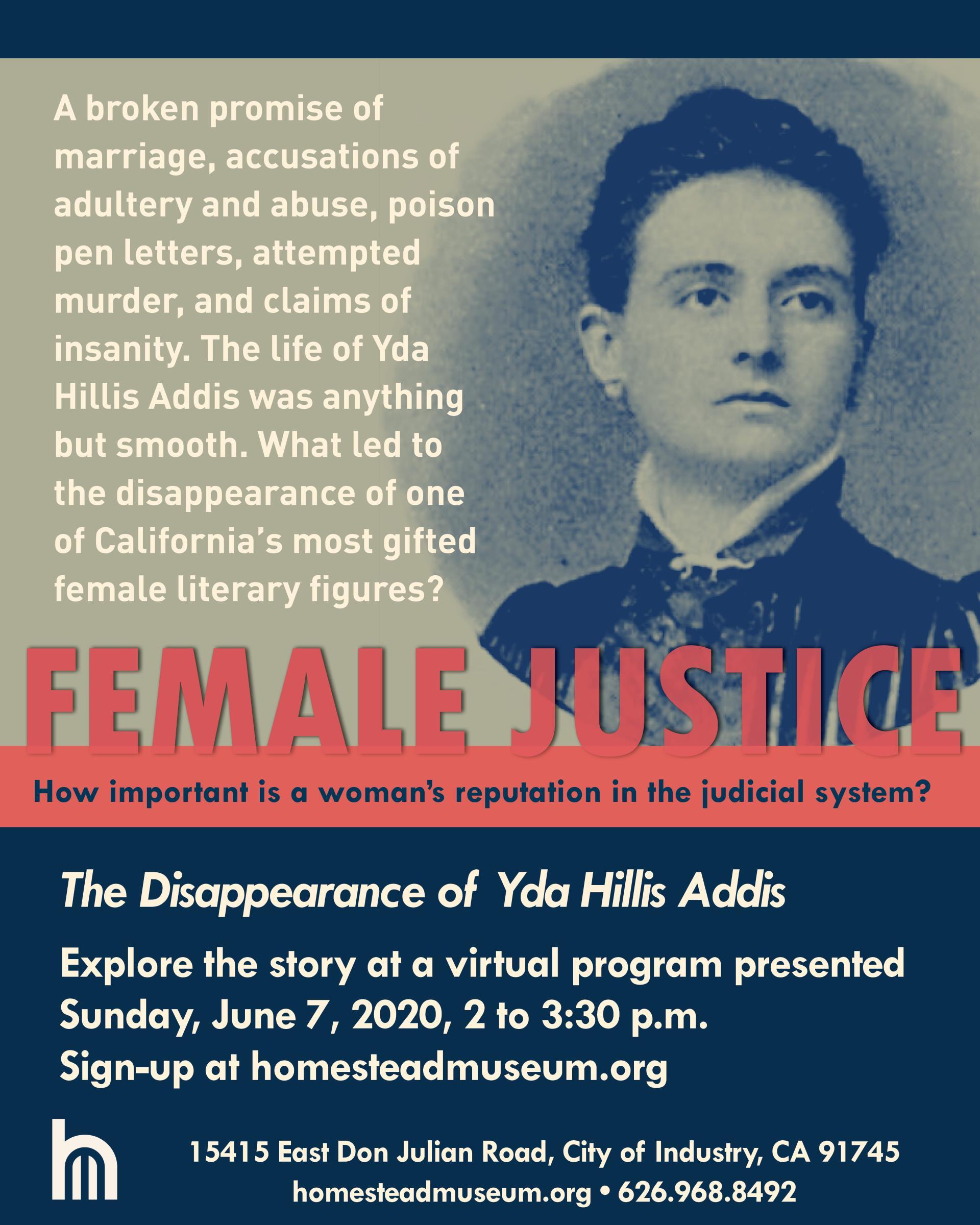 Female Justice Addis June 2020 Virtual